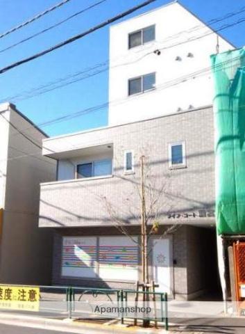 東京都中野区、鷺ノ宮駅徒歩2分の新築 5階建の賃貸マンション
