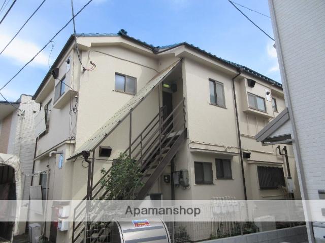 東京都中野区、高円寺駅徒歩15分の築36年 2階建の賃貸アパート