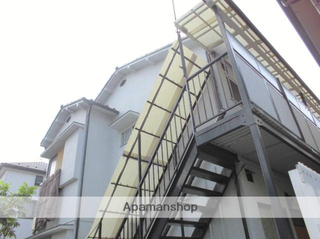 東京都杉並区、阿佐ケ谷駅徒歩18分の築46年 2階建の賃貸アパート