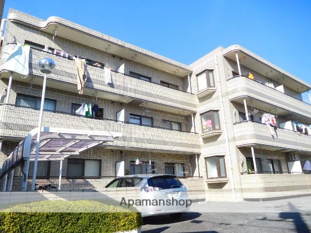 東京都杉並区、鷺ノ宮駅徒歩17分の築28年 3階建の賃貸マンション
