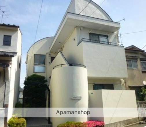 東京都中野区、都立家政駅徒歩14分の築25年 2階建の賃貸アパート