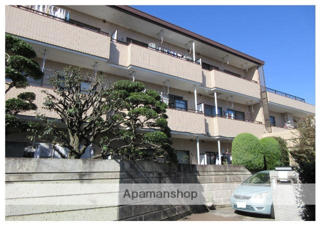 東京都中野区、中村橋駅徒歩16分の築27年 3階建の賃貸マンション