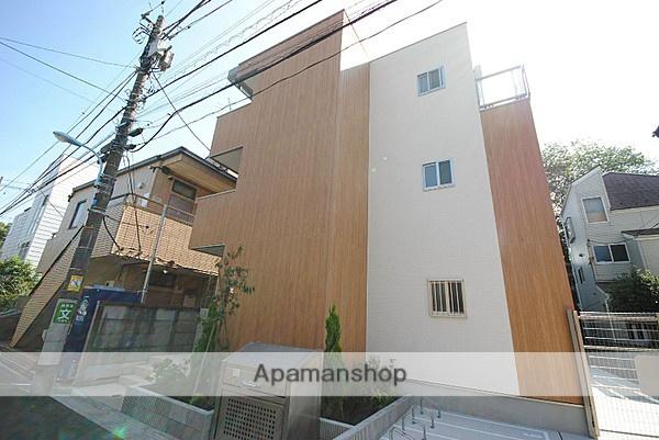 東京都杉並区、阿佐ケ谷駅徒歩23分の新築 3階建の賃貸アパート