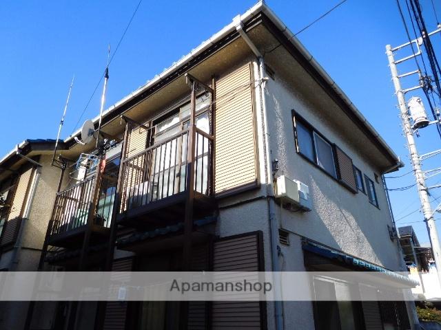 東京都杉並区、阿佐ケ谷駅徒歩15分の築36年 2階建の賃貸アパート