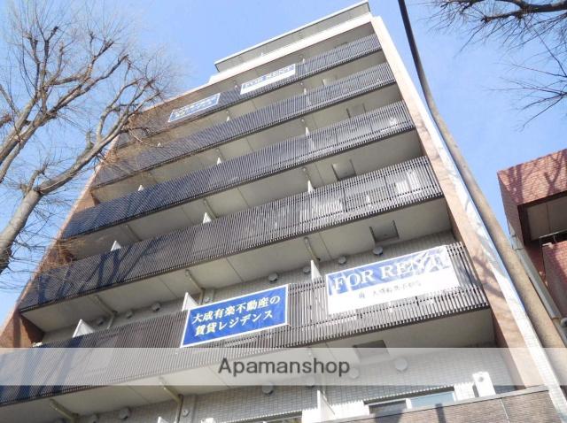 東京都杉並区、阿佐ケ谷駅徒歩7分の新築 8階建の賃貸マンション