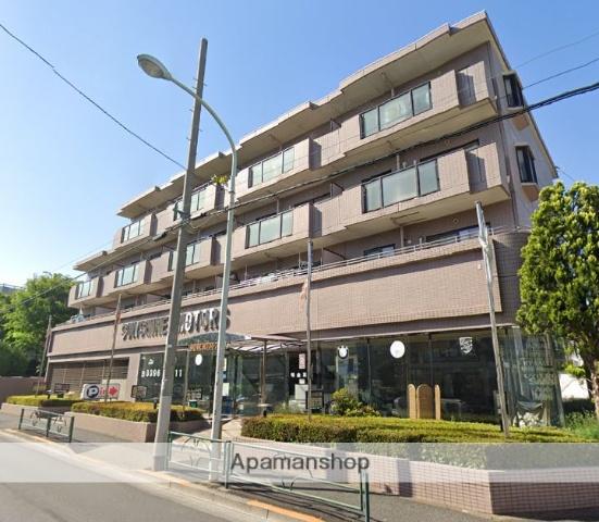 東京都杉並区、鷺ノ宮駅徒歩19分の築25年 4階建の賃貸マンション