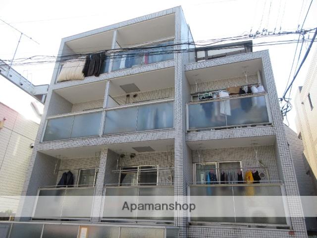 東京都杉並区、高円寺駅徒歩9分の築28年 4階建の賃貸マンション