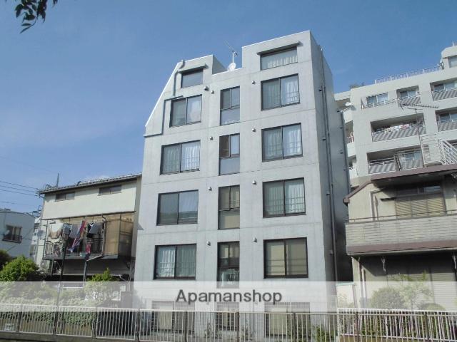 東京都杉並区、阿佐ケ谷駅徒歩25分の新築 5階建の賃貸マンション