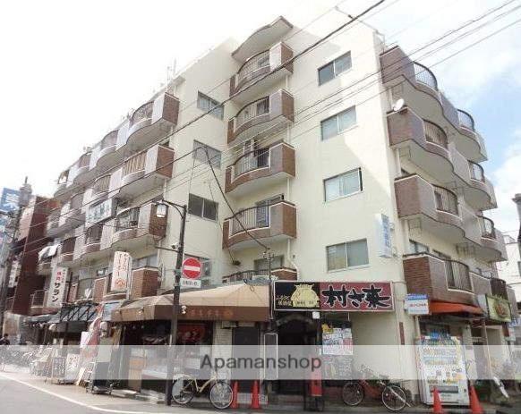 東京都杉並区、鷺ノ宮駅徒歩18分の築44年 6階建の賃貸マンション