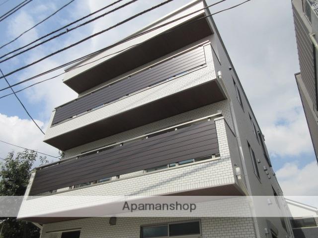 東京都杉並区、阿佐ケ谷駅徒歩16分の築27年 3階建の賃貸マンション