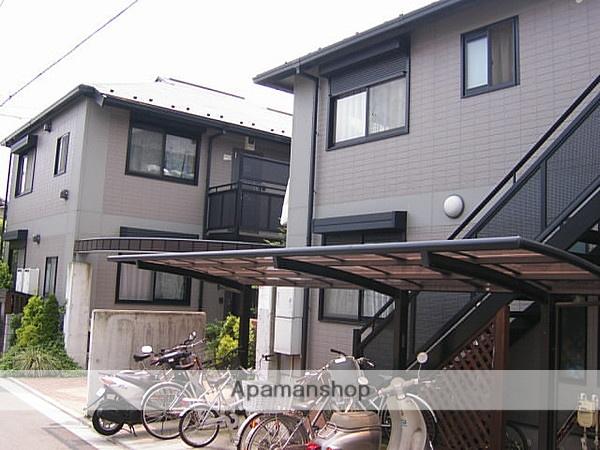 東京都杉並区、阿佐ケ谷駅徒歩20分の築18年 2階建の賃貸アパート