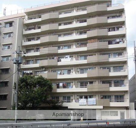 東京都杉並区、荻窪駅徒歩5分の築46年 9階建の賃貸マンション