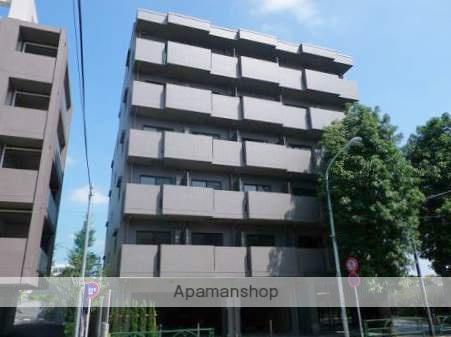 東京都中野区、富士見台駅徒歩16分の築5年 6階建の賃貸マンション