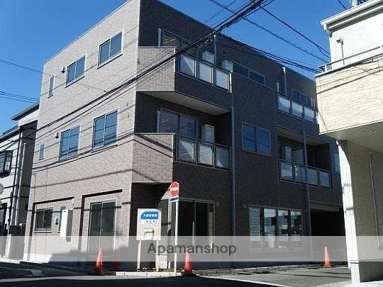 東京都中野区、高円寺駅徒歩25分の築3年 3階建の賃貸マンション