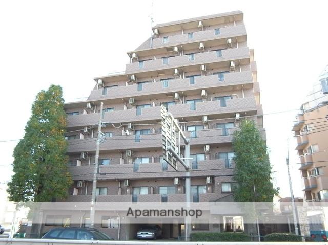 東京都杉並区、荻窪駅徒歩15分の築15年 8階建の賃貸マンション