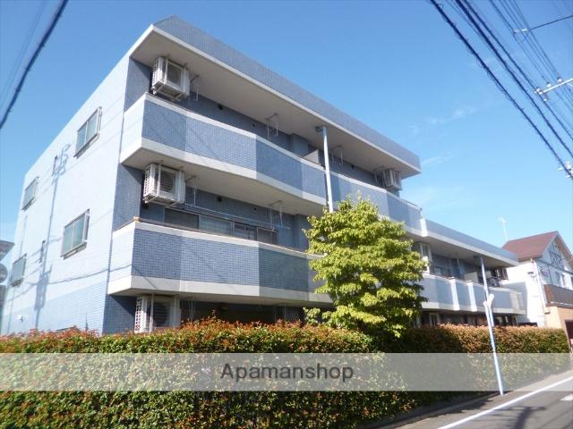 東京都杉並区、荻窪駅徒歩18分の築24年 3階建の賃貸マンション