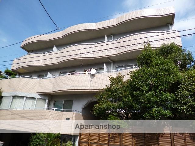 東京都杉並区、阿佐ケ谷駅徒歩8分の築28年 4階建の賃貸マンション