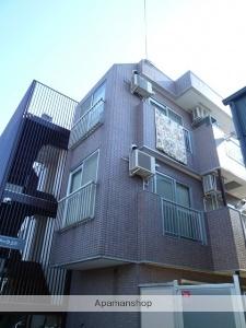 東京都杉並区、荻窪駅徒歩30分の築24年 3階建の賃貸マンション