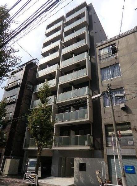 東京都江東区、越中島駅徒歩10分の築9年 10階建の賃貸マンション