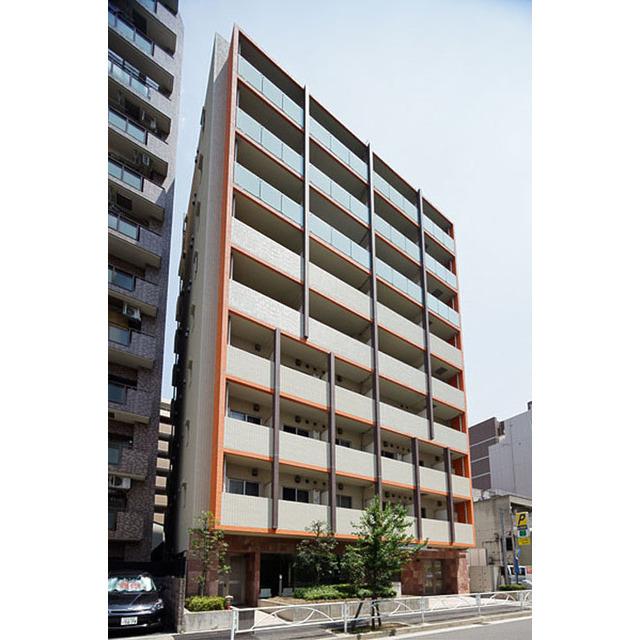 東京都墨田区、両国駅徒歩9分の築10年 9階建の賃貸マンション
