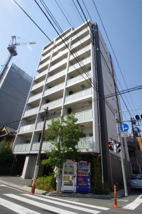 東京都墨田区、両国駅徒歩8分の築8年 10階建の賃貸マンション