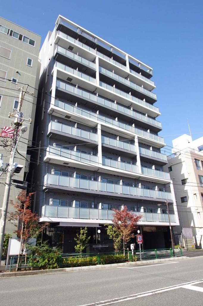 東京都江東区、門前仲町駅徒歩6分の新築 11階建の賃貸マンション