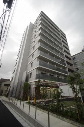 東京都江東区、清澄白河駅徒歩17分の新築 11階建の賃貸マンション