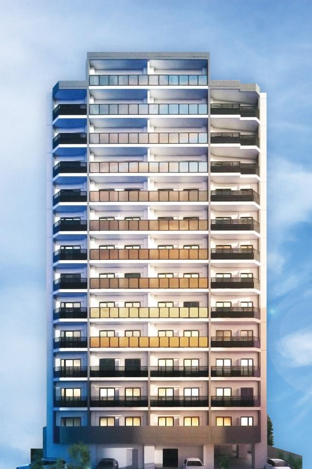 東京都墨田区、両国駅徒歩6分の新築 14階建の賃貸マンション