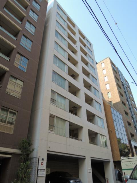 東京都中央区、茅場町駅徒歩10分の築14年 10階建の賃貸マンション
