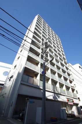 東京都墨田区、両国駅徒歩3分の築10年 14階建の賃貸マンション