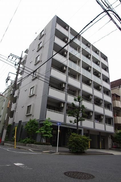 東京都墨田区、両国駅徒歩8分の築13年 7階建の賃貸マンション