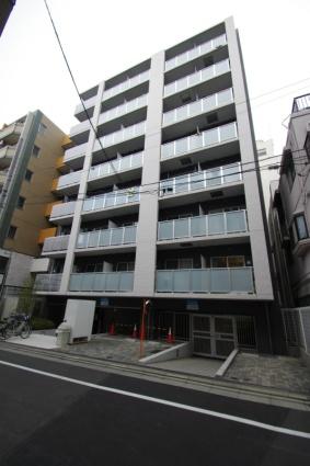 東京都墨田区、両国駅徒歩6分の築8年 8階建の賃貸マンション