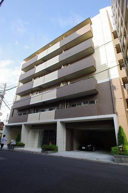 東京都江東区、清澄白河駅徒歩10分の築8年 7階建の賃貸マンション