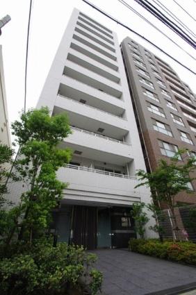 東京都墨田区、森下駅徒歩10分の築8年 12階建の賃貸マンション