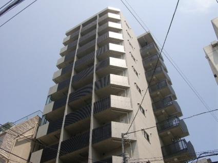 東京都江東区、越中島駅徒歩14分の築8年 12階建の賃貸マンション