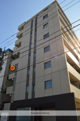 東京都江東区、門前仲町駅徒歩10分の築2年 9階建の賃貸マンション
