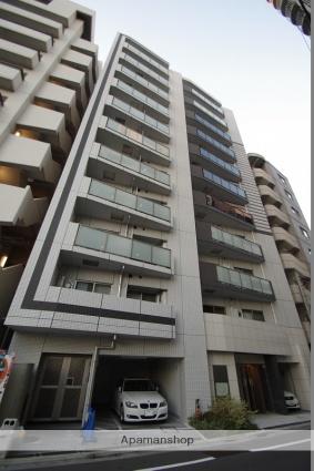 東京都中央区、水天宮前駅徒歩7分の築2年 11階建の賃貸マンション