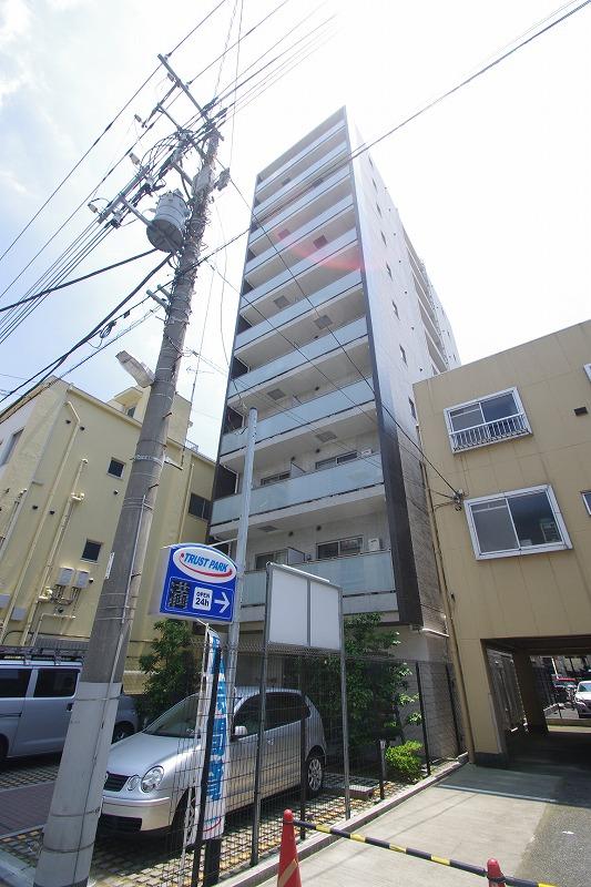 東京都江東区、清澄白河駅徒歩11分の築2年 11階建の賃貸マンション
