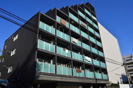 東京都江東区、門前仲町駅徒歩10分の築8年 8階建の賃貸マンション
