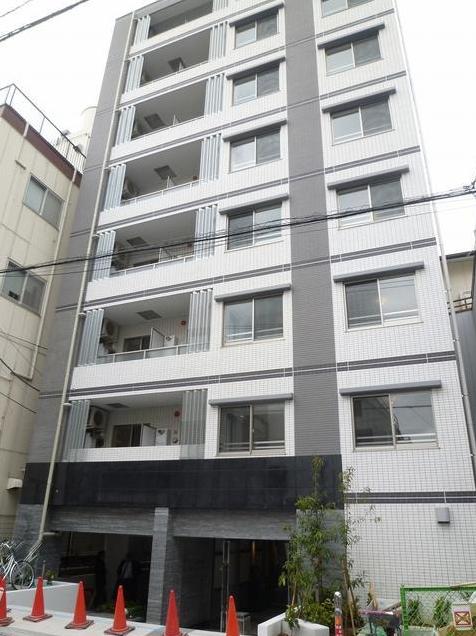 東京都墨田区、両国駅徒歩7分の築1年 8階建の賃貸マンション
