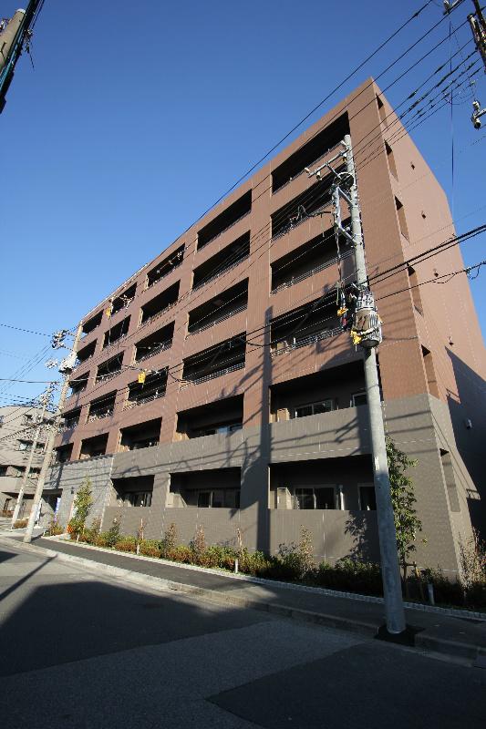 東京都江東区、清澄白河駅徒歩7分の新築 6階建の賃貸マンション