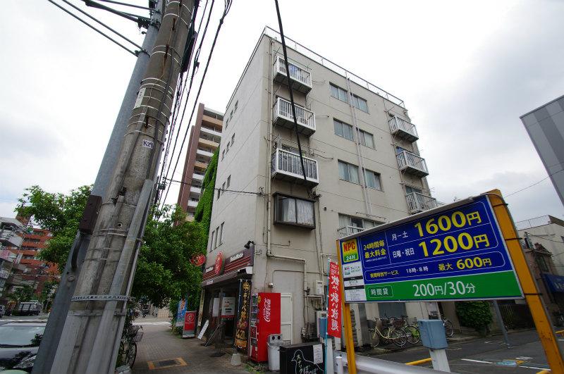 東京都江東区、森下駅徒歩5分の築36年 5階建の賃貸マンション