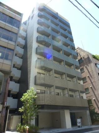 東京都台東区、秋葉原駅徒歩6分の築2年 10階建の賃貸マンション
