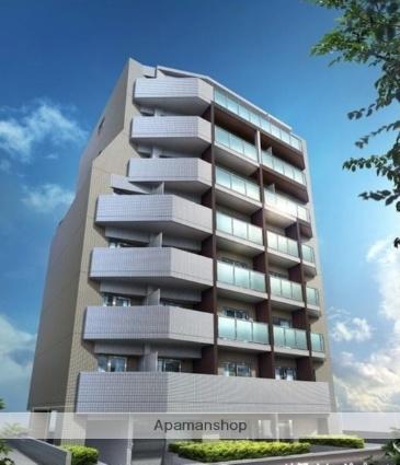東京都墨田区、とうきょうスカイツリー駅徒歩12分の新築 8階建の賃貸マンション