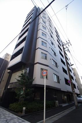 東京都墨田区、錦糸町駅徒歩14分の築7年 10階建の賃貸マンション