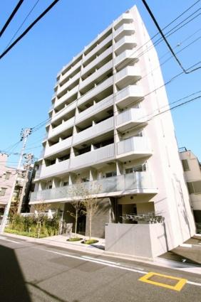東京都江東区、清澄白河駅徒歩9分の築7年 10階建の賃貸マンション