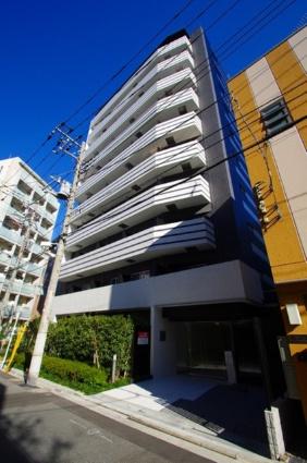東京都江東区、清澄白河駅徒歩9分の築5年 10階建の賃貸マンション