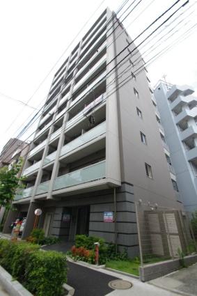 東京都江東区、両国駅徒歩11分の築6年 10階建の賃貸マンション