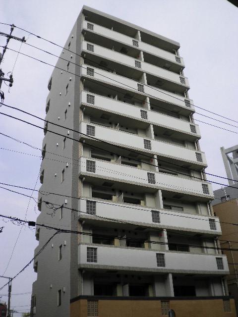 東京都江東区、門前仲町駅徒歩5分の築5年 10階建の賃貸マンション