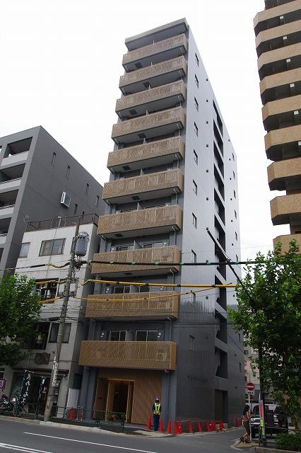 東京都江東区、錦糸町駅徒歩9分の築5年 11階建の賃貸マンション